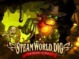 SteamWorld Dig trailer