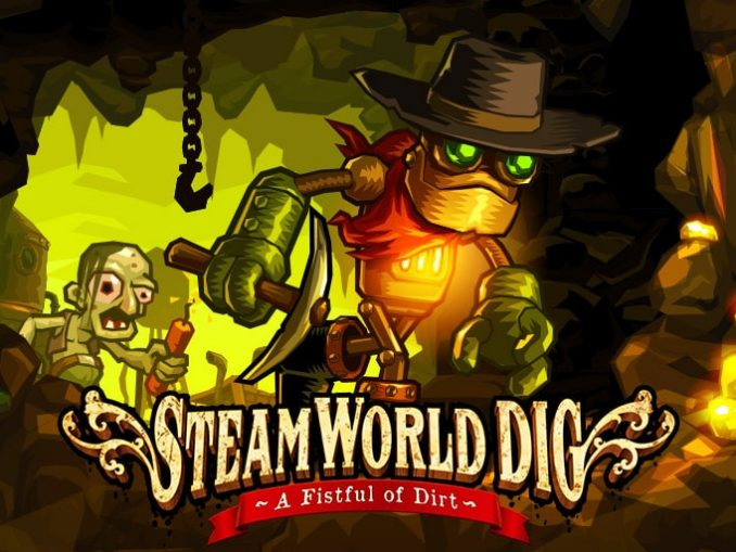 News - SteamWorld Dig trailer