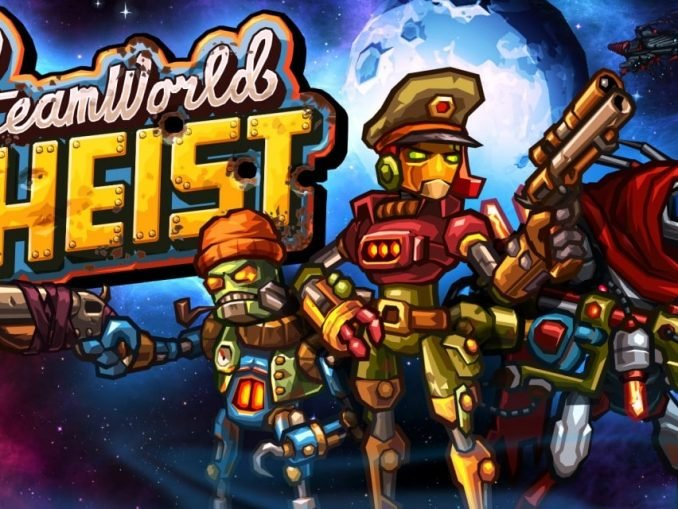 Release - SteamWorld Heist: Ultimate Edition