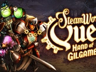 SteamWorld Quest 2.0 nu live