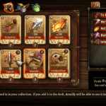 SteamWorld Quest DLC and trading cards if people love it