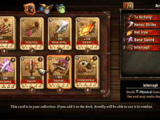 News - SteamWorld Quest DLC and trading cards if people love it