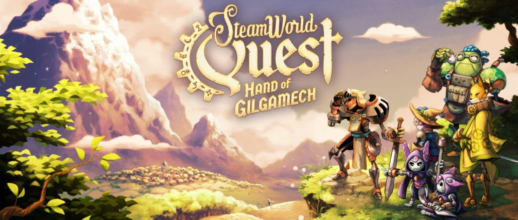SteamWorld Quest – Free Content Update rolled out – New Game Plus and more