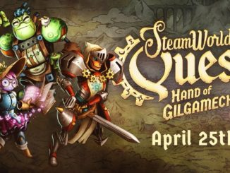 SteamWorld Quest komt op 25 April