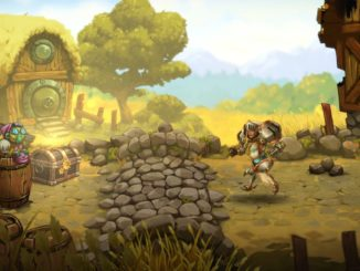 SteamWorld Quest – Not physical at launch