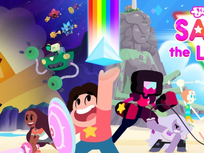 Release - Steven Universe: Save the Light