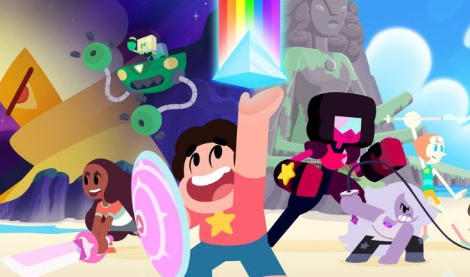 News - Steven Universe: Save the Light and OK K.O.! Let's Play Heroes releasedate