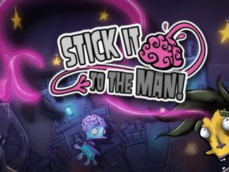 Release - Stick It to The Man