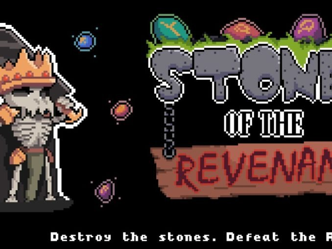 Release - Stones of the Revenant