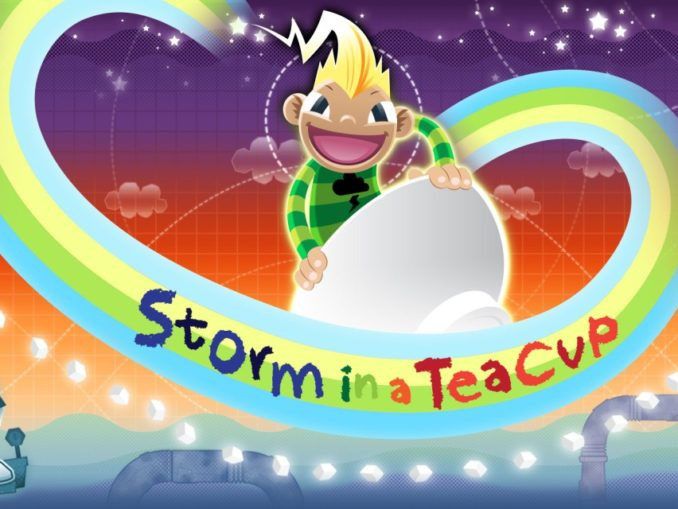Release - Storm In A Teacup