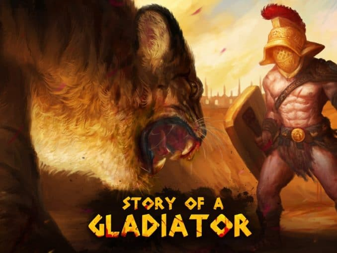 Release - Story of a Gladiator