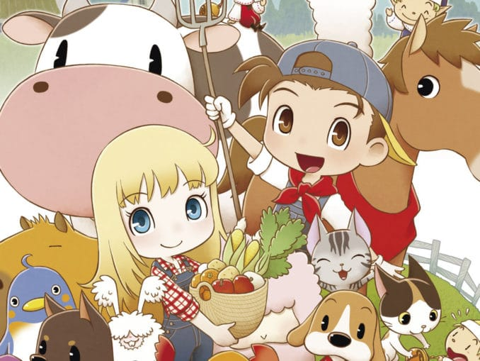 News - Story Of Seasons: Friends Of Mineral Town – contains English