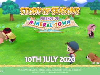Story Of Seasons: Friends Of Mineral Town – July 10 in Europe