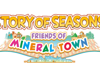 Story of Seasons: Friends of Mineral Town – Launch trailer
