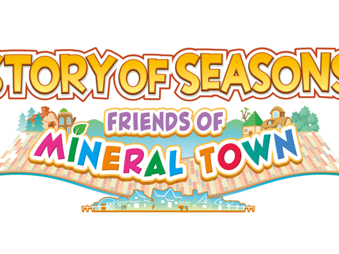 Nieuws - Story of Seasons: Friends of Mineral Town – Launchtrailer