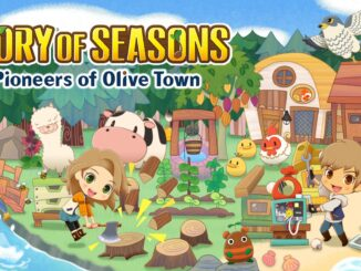 STORY OF SEASONS: Pioneers of Olive Town aangekondigd