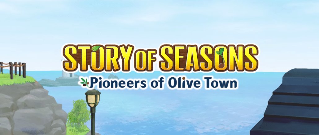 Story Of Seasons: Pioneers Of Olive Town – Features Trailer