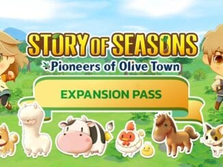 Story Of Seasons: Pioneers Of Olive Town betaalde DLC Expansion Pass