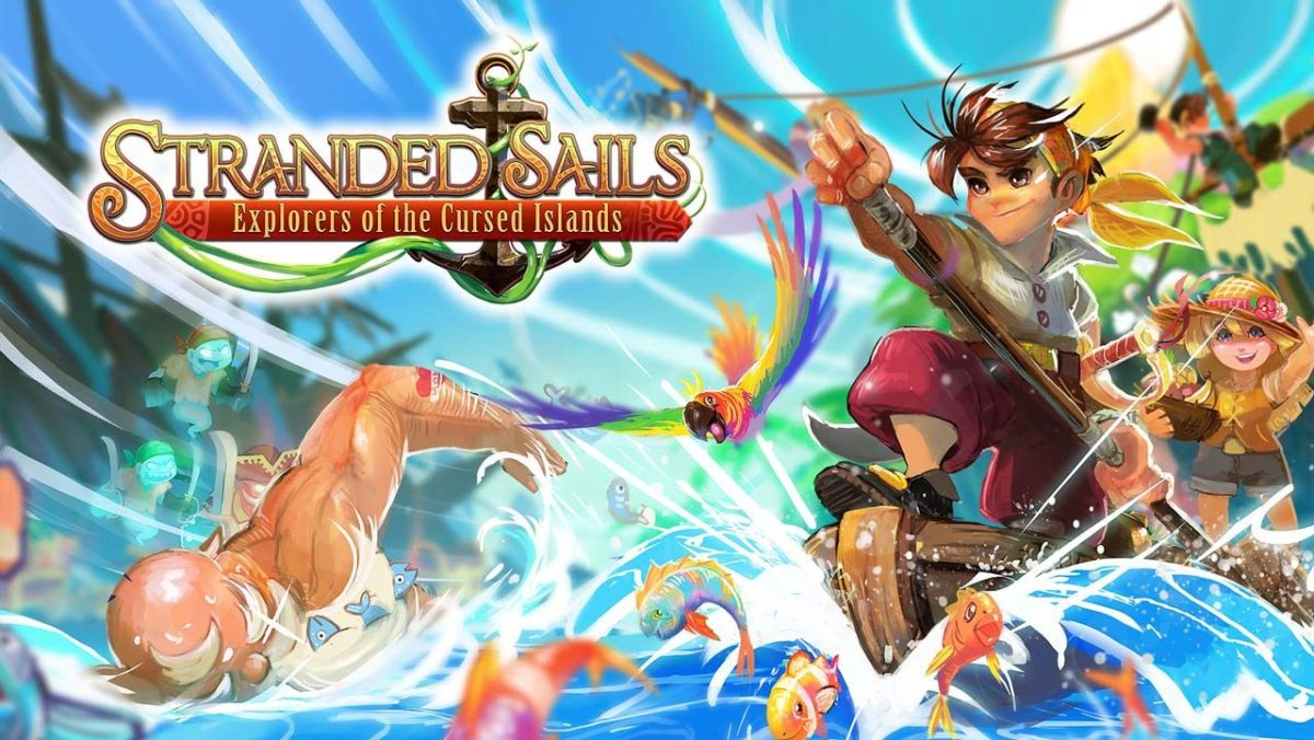 Stranded Sails – Explorers of the Cursed Islands komt in Oktober