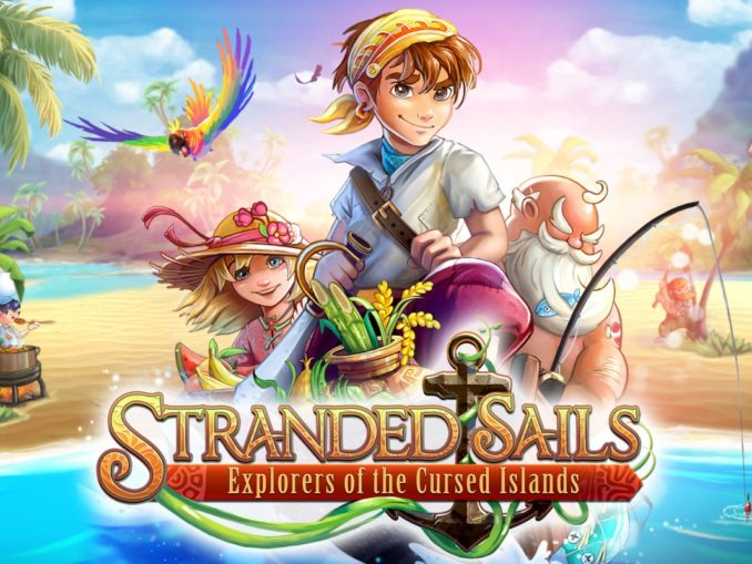 Release - Stranded Sails – Explorers of the Cursed Islands
