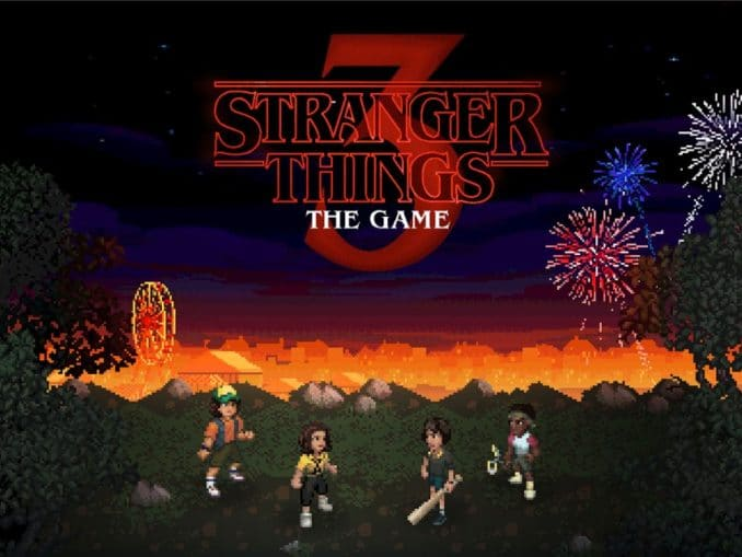 Release - Stranger Things 3: The Game