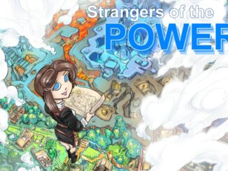 Release - Strangers of the Power 3
