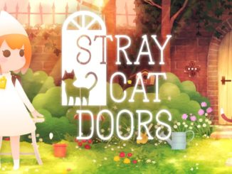 Release - Stray Cat Doors