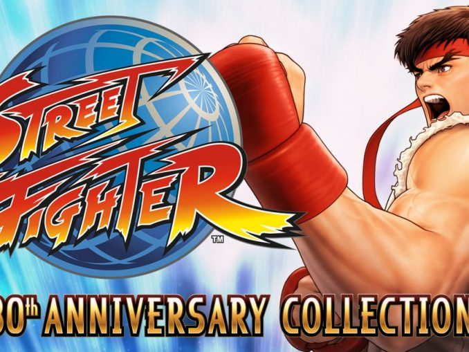 Release - Street Fighter™ 30th Anniversary Collection