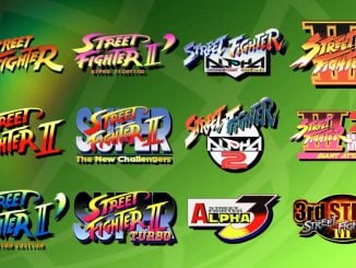 Street Fighter 30th Anniversary Collection releasedatum