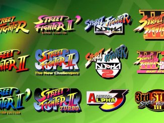 Street Fighter 30th Anniversary Collection releasedate