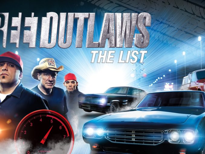 Release - Street Outlaws: The List