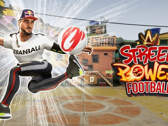 Release - Street Power Football