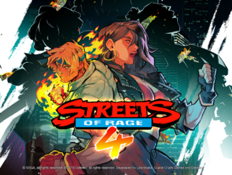 Streets Of Rage 4 – Behind The Gameplay Trailer