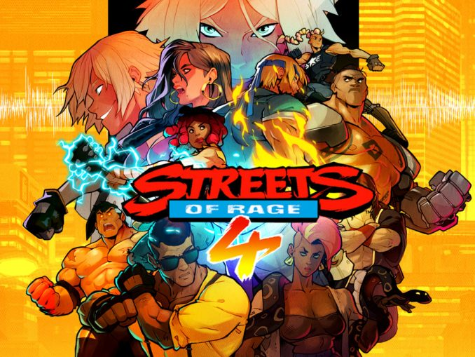 Nieuws - Streets Of Rage 4 – 10 minuten preview