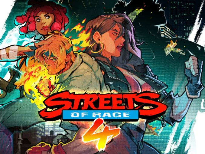 Release - Streets of Rage 4