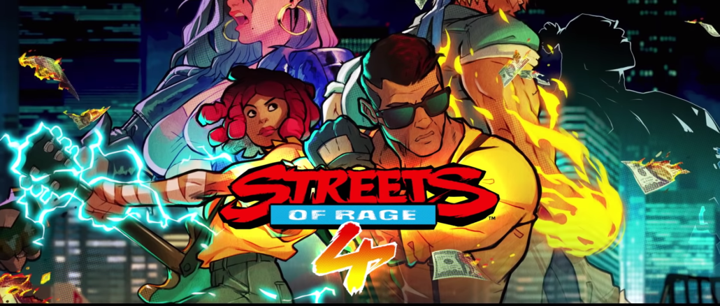 Streets Of Rage 4 – Behind The Art