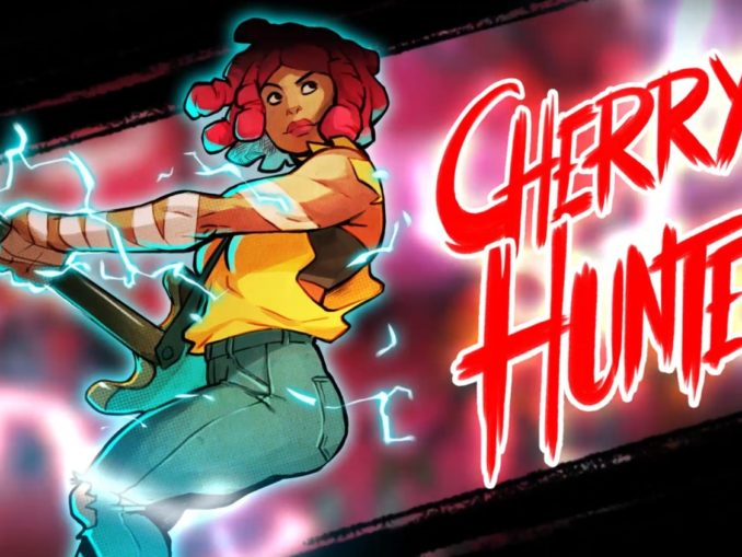 Nieuws - Streets Of Rage 4 – Cherry Hunter onthuld