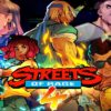 Streets Of Rage 4 - Launches April 30th