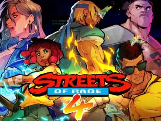 Streets Of Rage 4 – Lanceert op 30 april