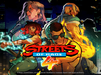 Streets Of Rage 4 – Fysieke release bevestigd door Limited Run Games