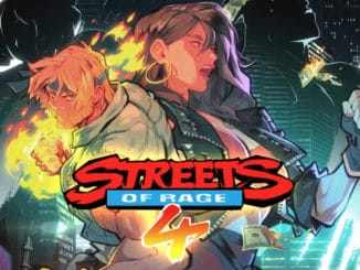 Streets Of Rage 4 preview