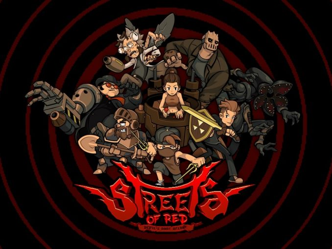 Nieuws - Streets of Red launch trailer