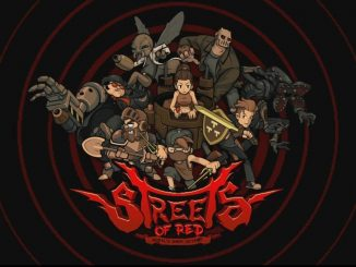 Streets Of Red updates en content