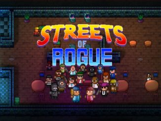 Release - Streets of Rogue