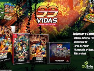 Strictly Limited Games' Next Physical Release – 99Vidas + Collector's Edition