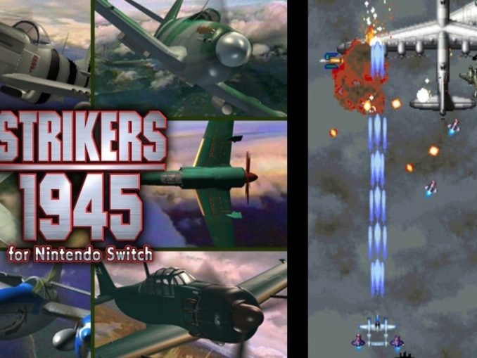 Release - STRIKERS1945 for Nintendo Switch