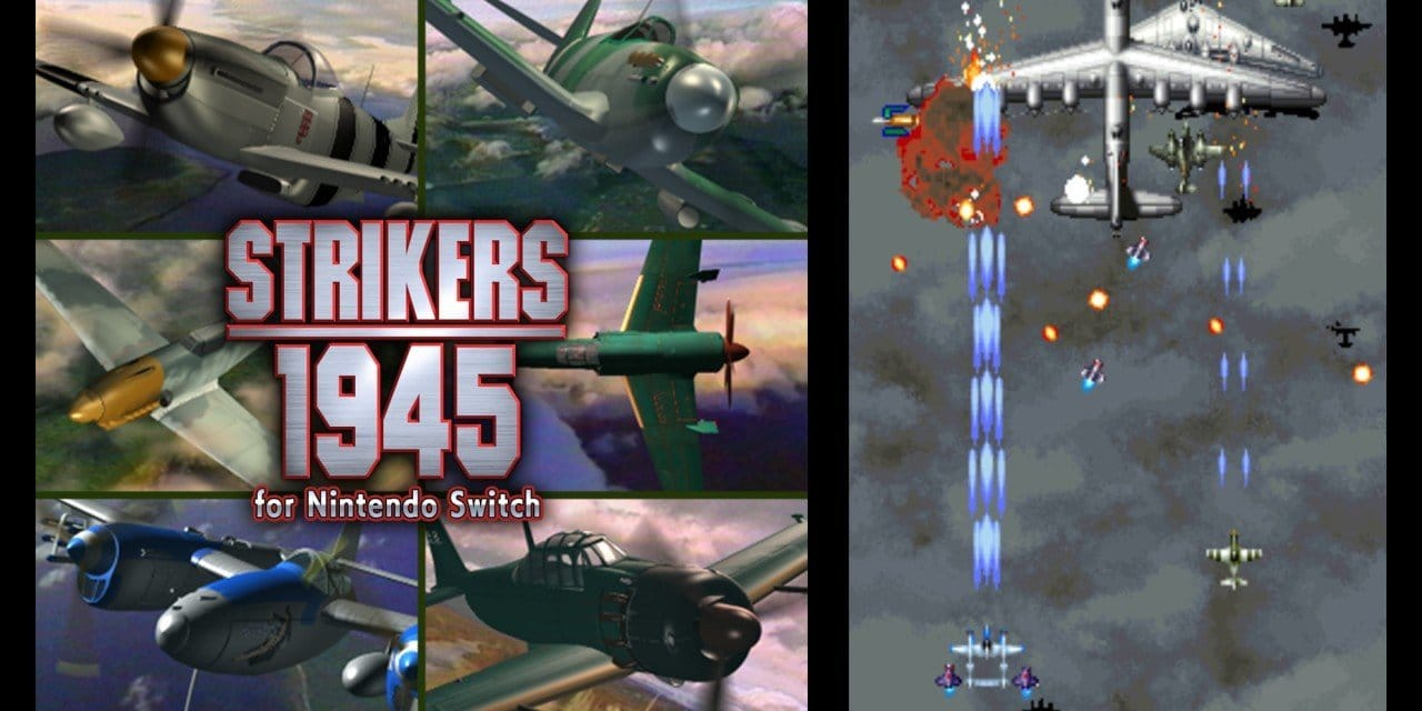 STRIKERS1945 for Nintendo Switch