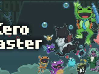 Studio PIXEL – How Kero Blaster Was Named, Story and more