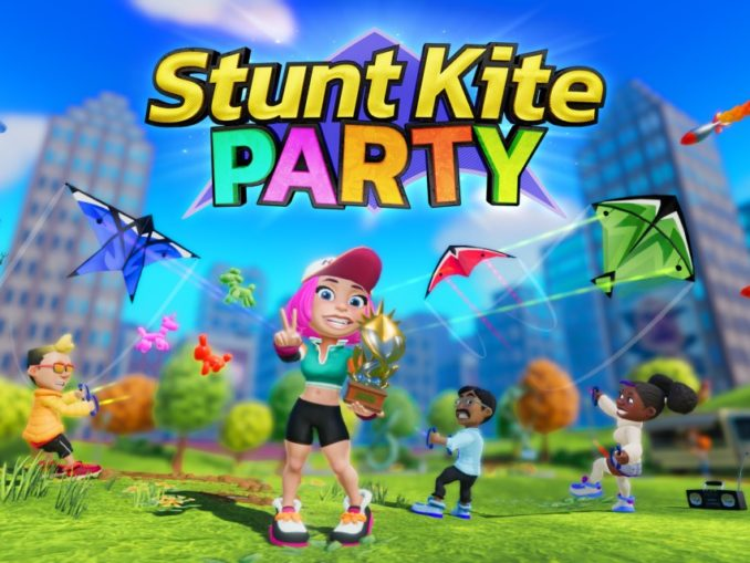 Release - Stunt Kite Party