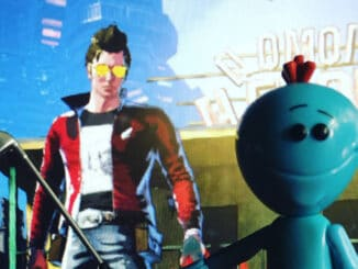 Suda51 – First In-game footage of Travis Touchdown in No More Heroes 3